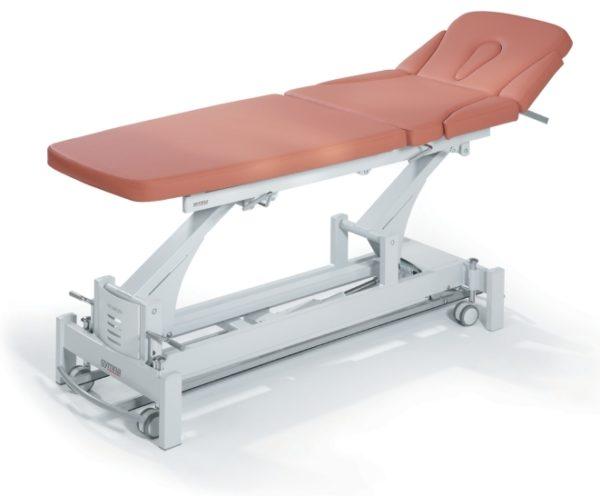 Osteoflex Advanced Siedmioczęściowy stół rehabilitacyjny