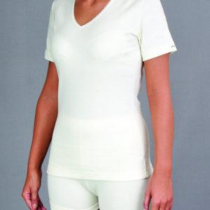 Koszulka damska wełna