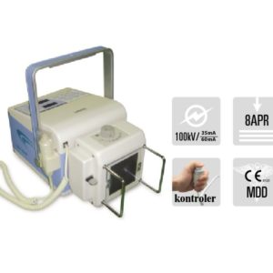 PXP-40HF Przenośny rentgen weterynaryjny