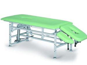 Atlas, E, H stacjonarny stół do masażu