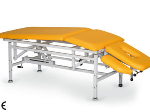 Atlas Ł, EŁ, HŁ stacjonarny stół do masażu