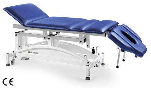 Clinical E, H stacjonarny stół do masażu