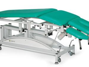 Atlet stacjonarny stół do masażu