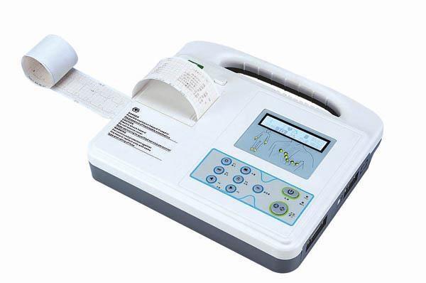 EKG-101 Cyfrowy Elektrokardiograf