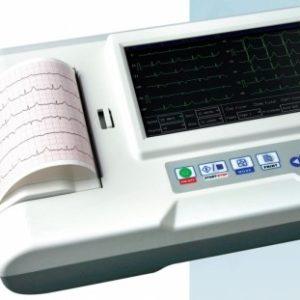 6 Kanałowy Cyfrowy Elektrokardiograf – CMS 600G