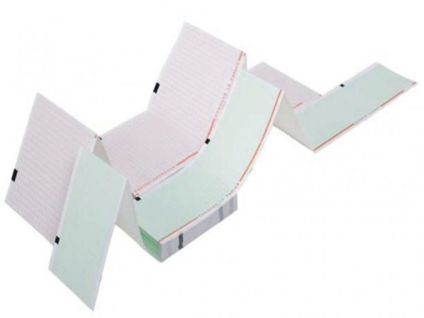 Papier EKG Welch Allyn CP-50 114x70x250