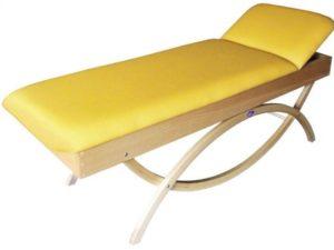 Stół rehabilitacyjny drewniany (do fizykoterapii) Eureka CE