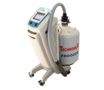 FROOZER - Urządzenie do krioterapii na ciekły azot ze zbiornikiem 21 litrów