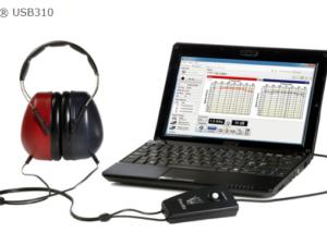 Audiometr przesiewowy Oscilla USB 310