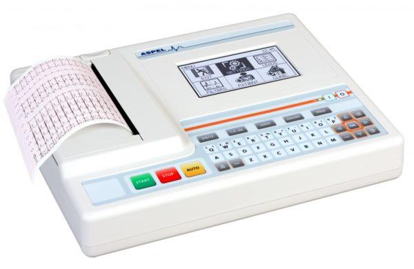EKG AsCard Orange
