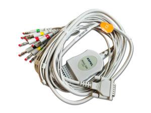 Aparaty EKG  Kabel EKG KEKG-30R v.202