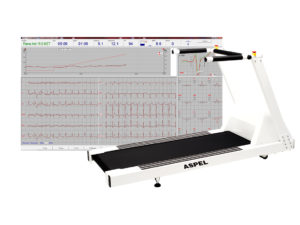 Systemy wysiłkowe. CardioTEST Alfa System z bieżnią B612 v.702