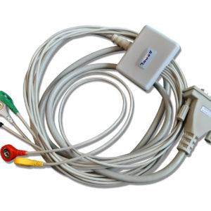 Systemy wysiłkowe.  Kabel pacjenta KEKG 52 do cykloergometru CRG v.401