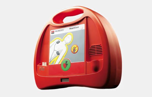 KARDIOLOGIA I SPIROMETRIA AED-PAD DWUFAZOWY DEFIBRYLATOR AED