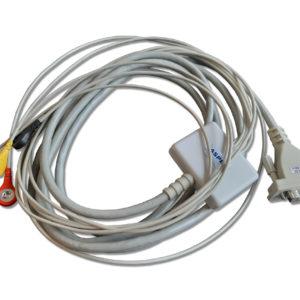Systemy wysiłkowe. Kabel pacjenta KEKG 52 do bieżni B612 v.7xx
