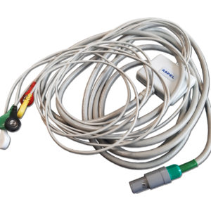 Kabel KEKG-46 v.001. Aparaty EKG