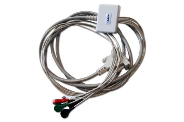 Systemy wysiłkowe. Kabel pacjenta KEKG 52 do bieżni B612 v.001