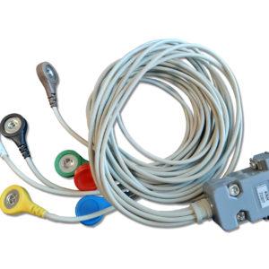 Holtery EKG.  Kabel pacjenta KRH 700/7