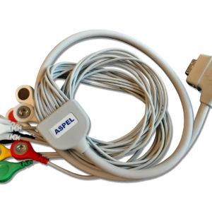 Holtery EKG. Kabel KRH-712 v.322