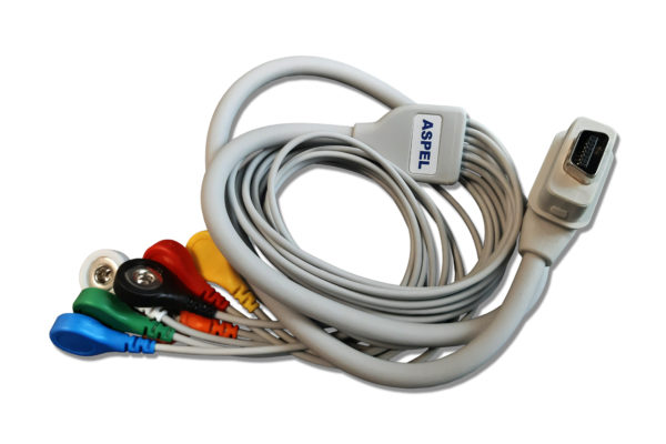 Holtery EKG. Kabel KRH-703 v.422