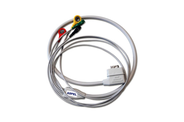 Holtery EKG.  Kabel KRH-703 v.312
