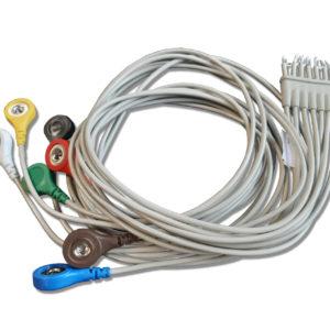 Holtery EKG. Kabel KRH-702 v.001