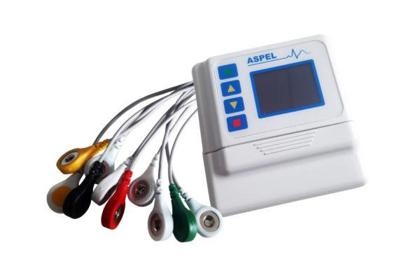 Holtery EKG. Holter EKG AsPEKT 712 v.301 (Rejestrator)