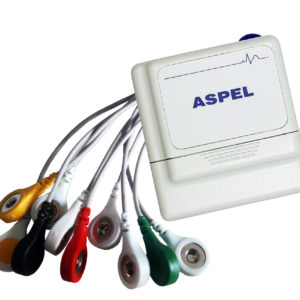 Holtery EKG. Holter EKG AsPEKT 712 v.201 (Rejestrator)