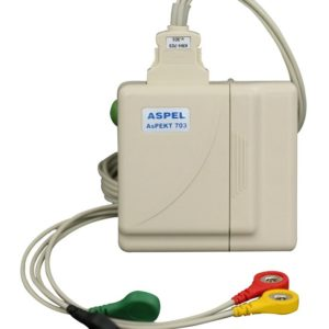 Holtery EKG. Holter EKG AsPEKT 703 v.201 (Rejestrator)