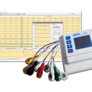 Holtery EKG. HolCARD 24W Alfa System A712 v.301 (Rejestrator +Oprogramowanie)