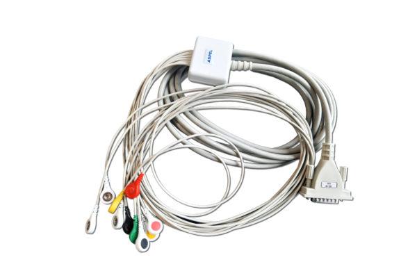 Systemy wysiłkowe. Kabel pacjenta KEKG 51 do bieżni B612