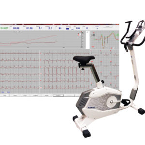 Systemy wysiłkowe. CardioTEST Alfa System z Cykloergometrem CRG200