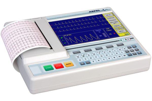 Aparat EKG Aparat EKG Grey v.07.305P