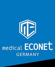 EKG. Medical-econet elektrody dla dzieci (średnica 30 mm).