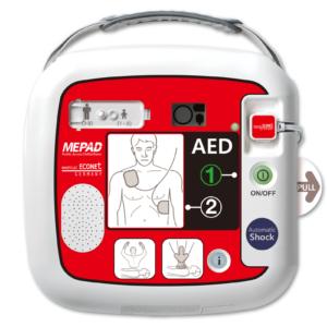 Ratownictwo medyczne. Medical-econet automatyczny ME PAD.
