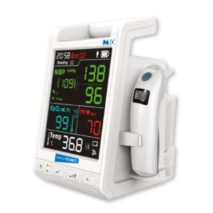 Kardiomonitory. Medical-econet M10.