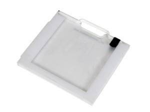 Radiologia. Medical-econet ochronne pudełko dla 1417PGA/PCA.