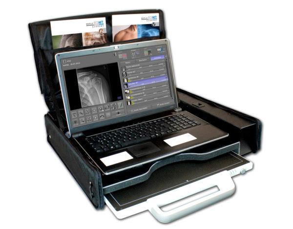Radiologia. Medical-econet meX+ torba.